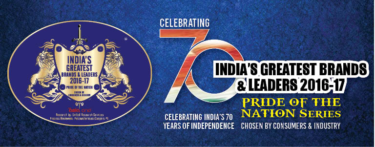 8efd98921039 Celebrating 70 Pride of the Nation Summit   2nd Edition – India s Greatest  Brands   Leaders 2017